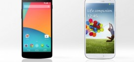 Samsung Galaxy S4 vs Google Nexus 5 – Comparing Specs, Features and Price