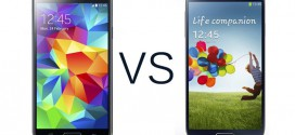 The Samsung Galaxy S4 vs Galaxy S5 – A Battle of The Giants